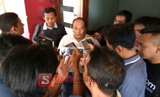 Arif Januarso Tancap Gas, Daftar Di Partai Hanura Mantabkan Menuju Pilbup 2018