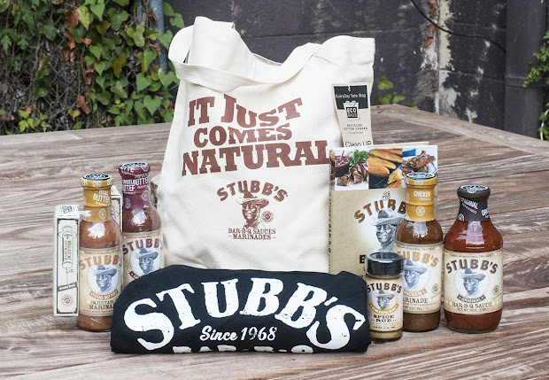 Giveaway Stubb' Bbq Sauce And Marinade Prize Pack