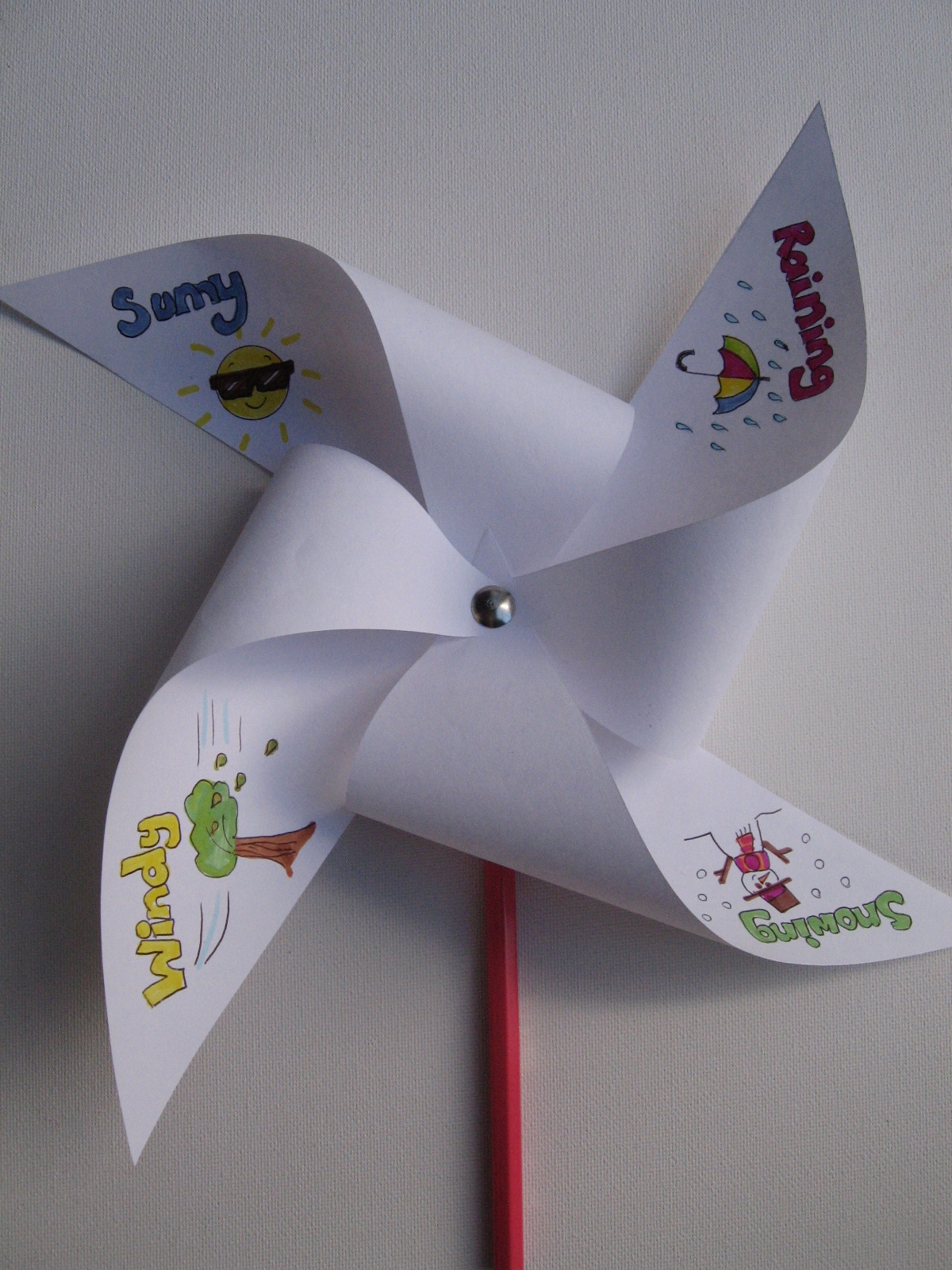 Craft With Jack Wind Spinner