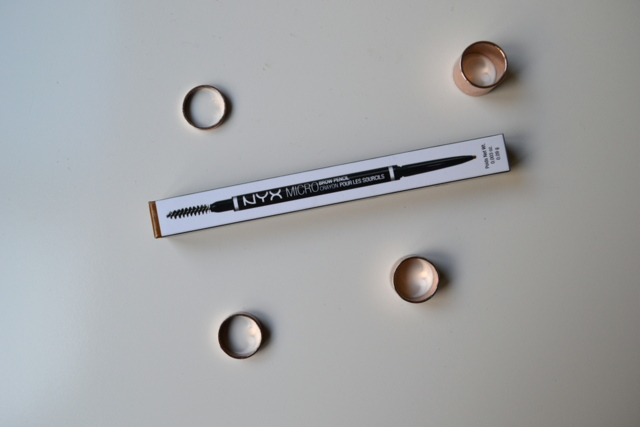NYX Micro Brow Pencil in Blonde