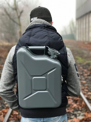Jerry Can Backpack