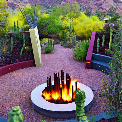 Desert Garden Ideas find this pin and more on dream design ideas backyard desert landscaping Desert Garden Ideas And How To Come With The Modern Arrangement