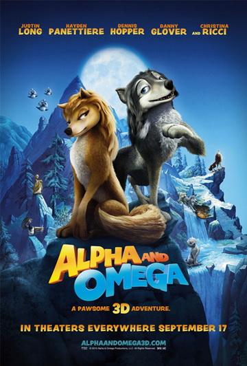 Alpha and Omega สองเผ่าซ่าส์ ป่าเขย่า
