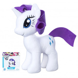 2016 Pony Plushies Official Hasbro mlp Rarity