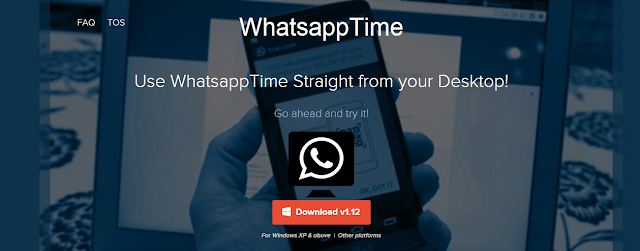 whatsappTime (Adware)