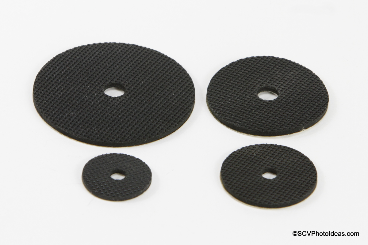 Desmond Stick-on Rubber Washers all sizes
