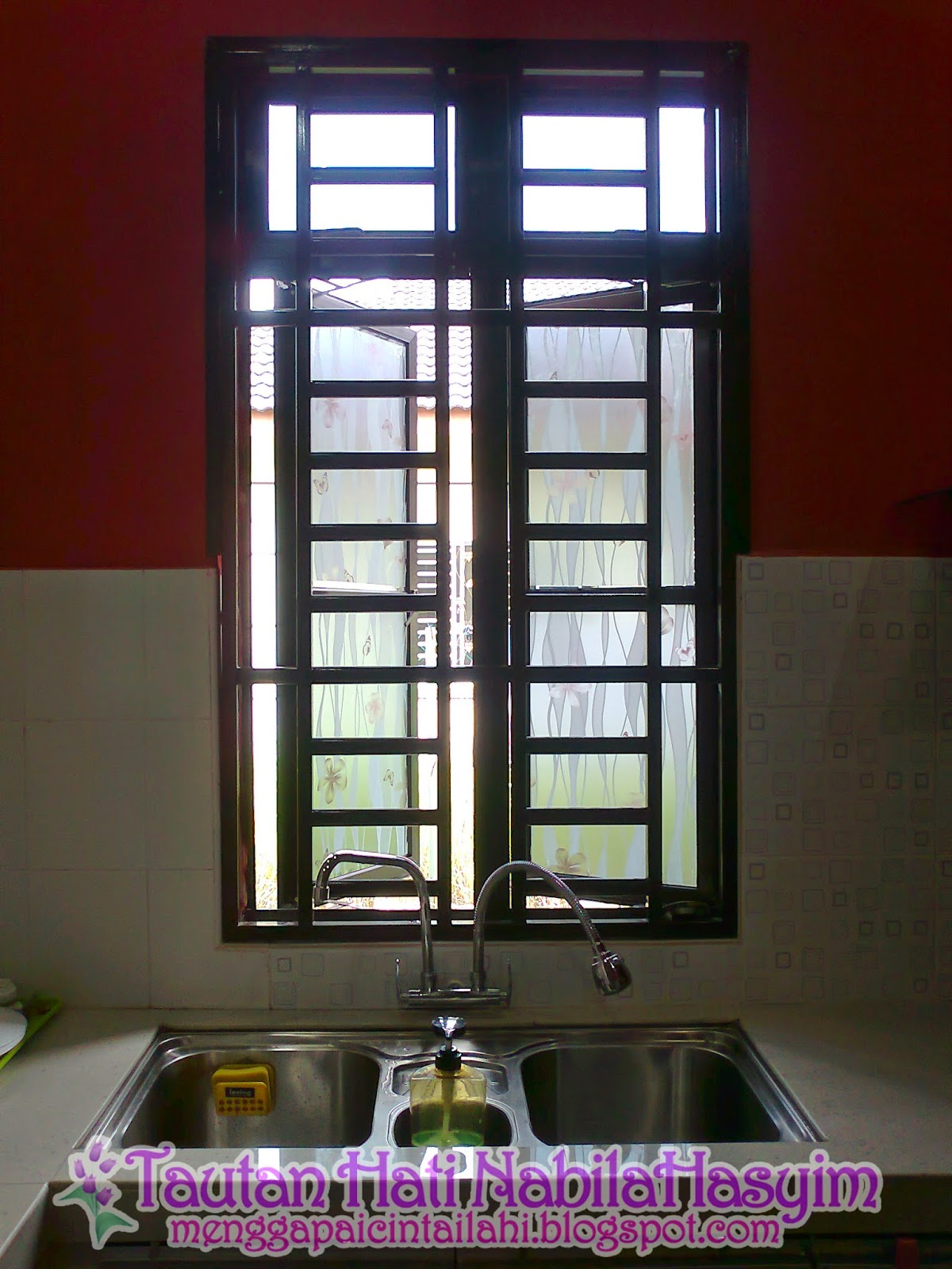 Memandangkan Tuan Rumah Cabaran Susun Atur Sioca Up Entri Pasal Sinki Di Kabinet Dapur Saya Pun Nak Juga La Cerita Buat Sikit Ikut Bahagian