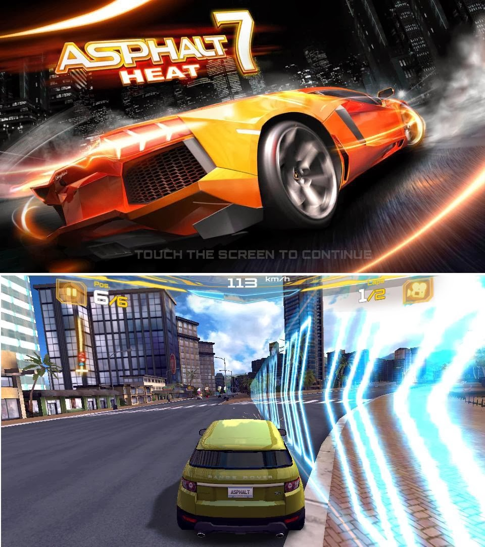 Cherry Mobile Omega XL Asphalt 7