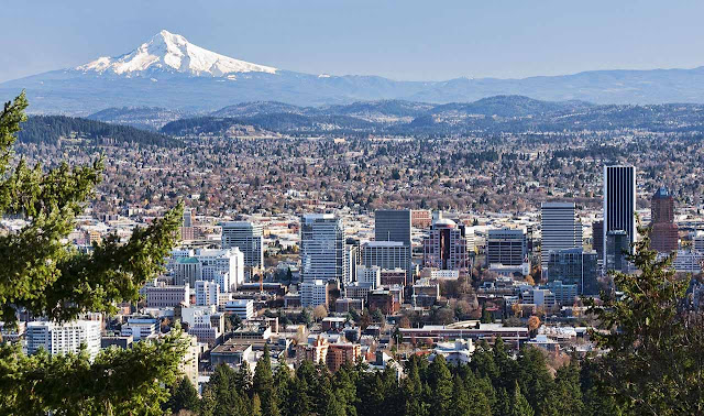 Portland city - Oregon