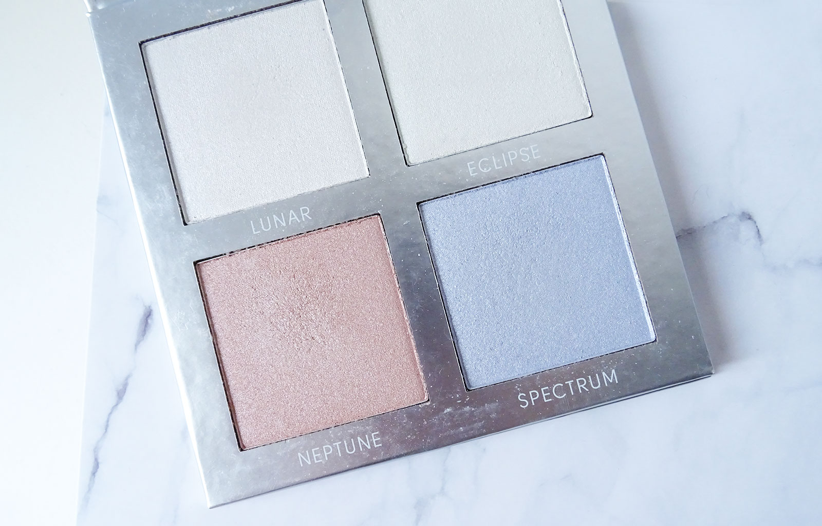 Moonstone Edition palette d'highlighters Primark