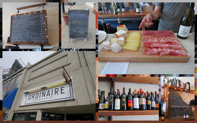 Ordinaire Wine Bar in Grand Lake, Oakland