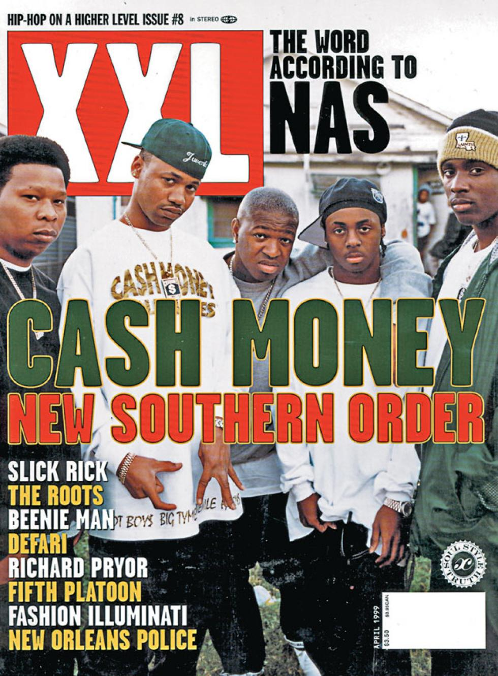 DAR Hip Hop: 10 Classic Hip Hop Magazine Covers ...