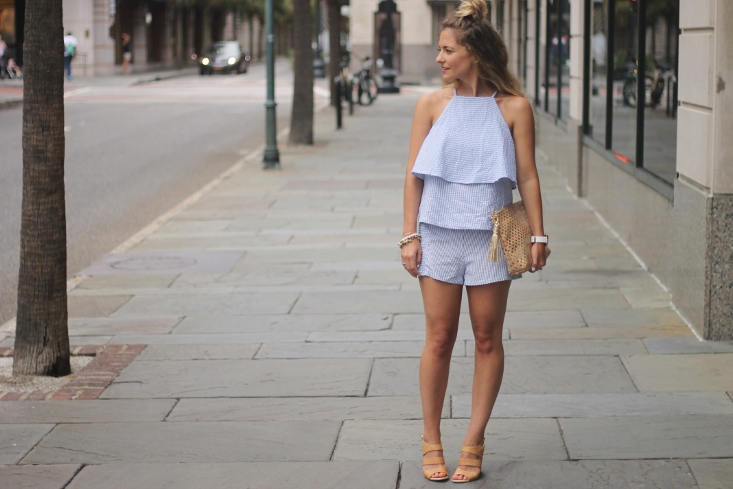 What to wear for Charleston in the summer