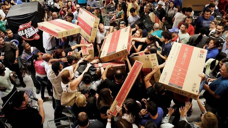 Comércio eletrônico fatura R$ 2,92 bilhões na Black Friday, aponta ABComm