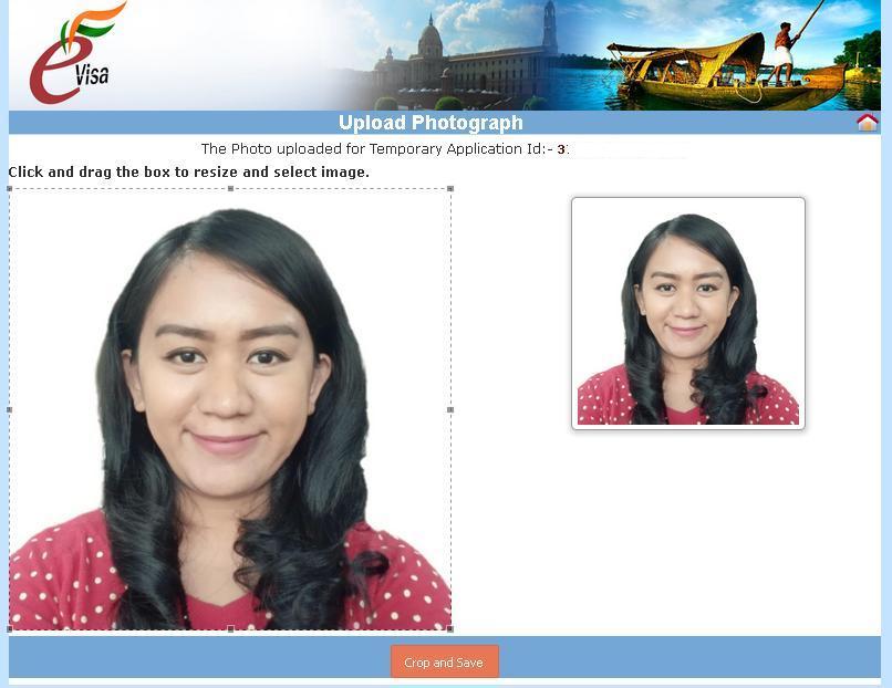 pengalaman membuat visa india secara online