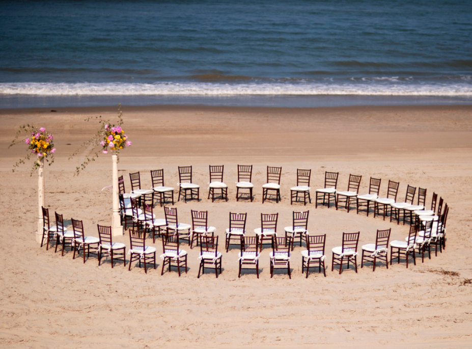The Outer Banks of North Carolina Wedding Venues