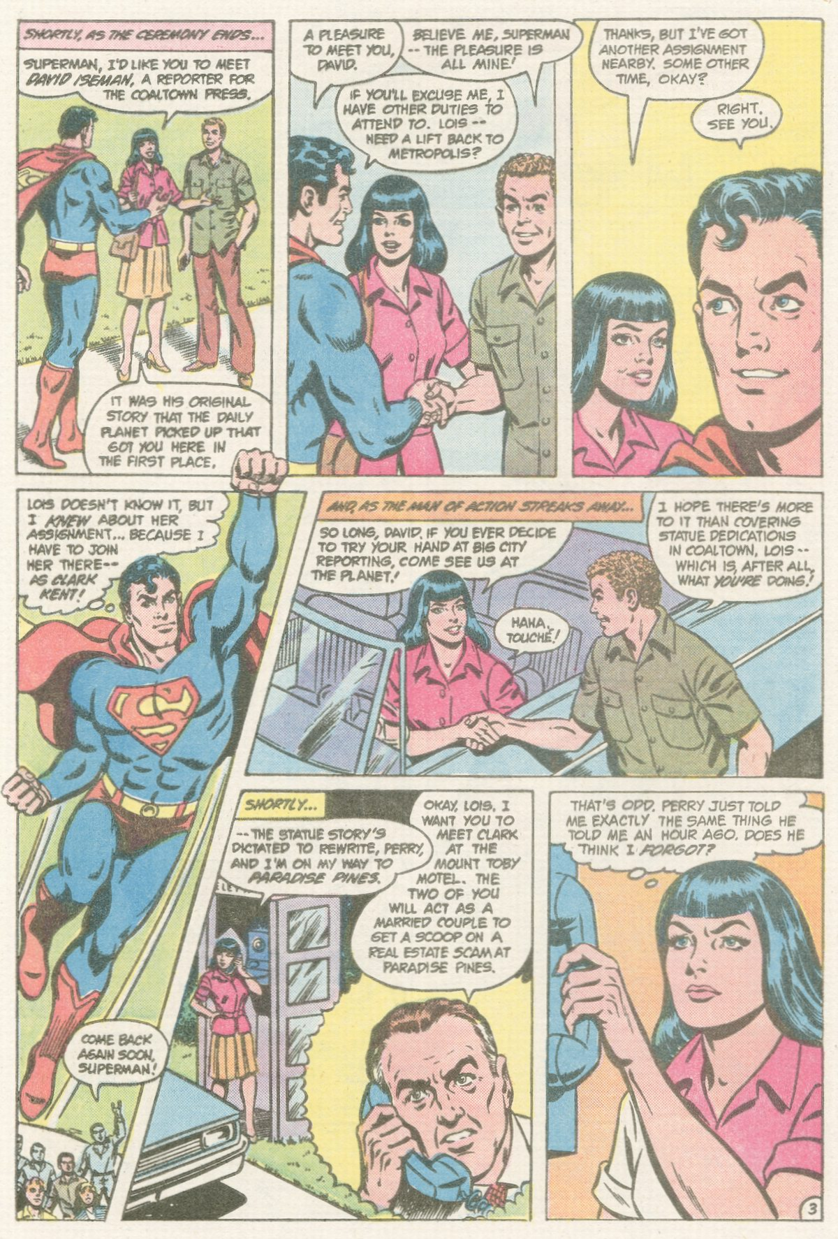 Read online Action Comics (1938) comic -  Issue #567 - 4