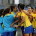 Seleção feminina vence México na reestreia de Vadão