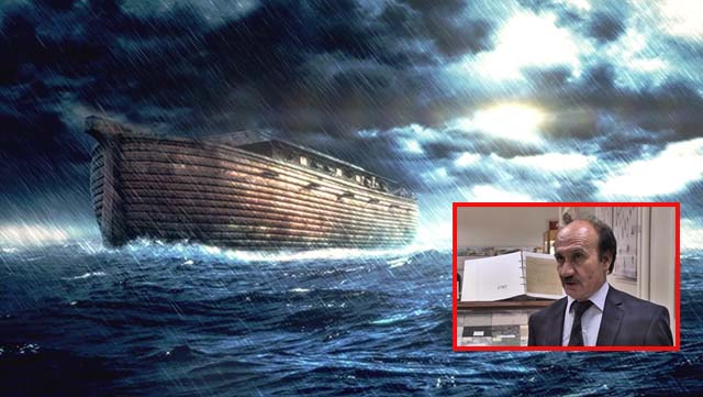 Académico afirma que Noé tenía teléfonos celulares, drones y energía nuclear