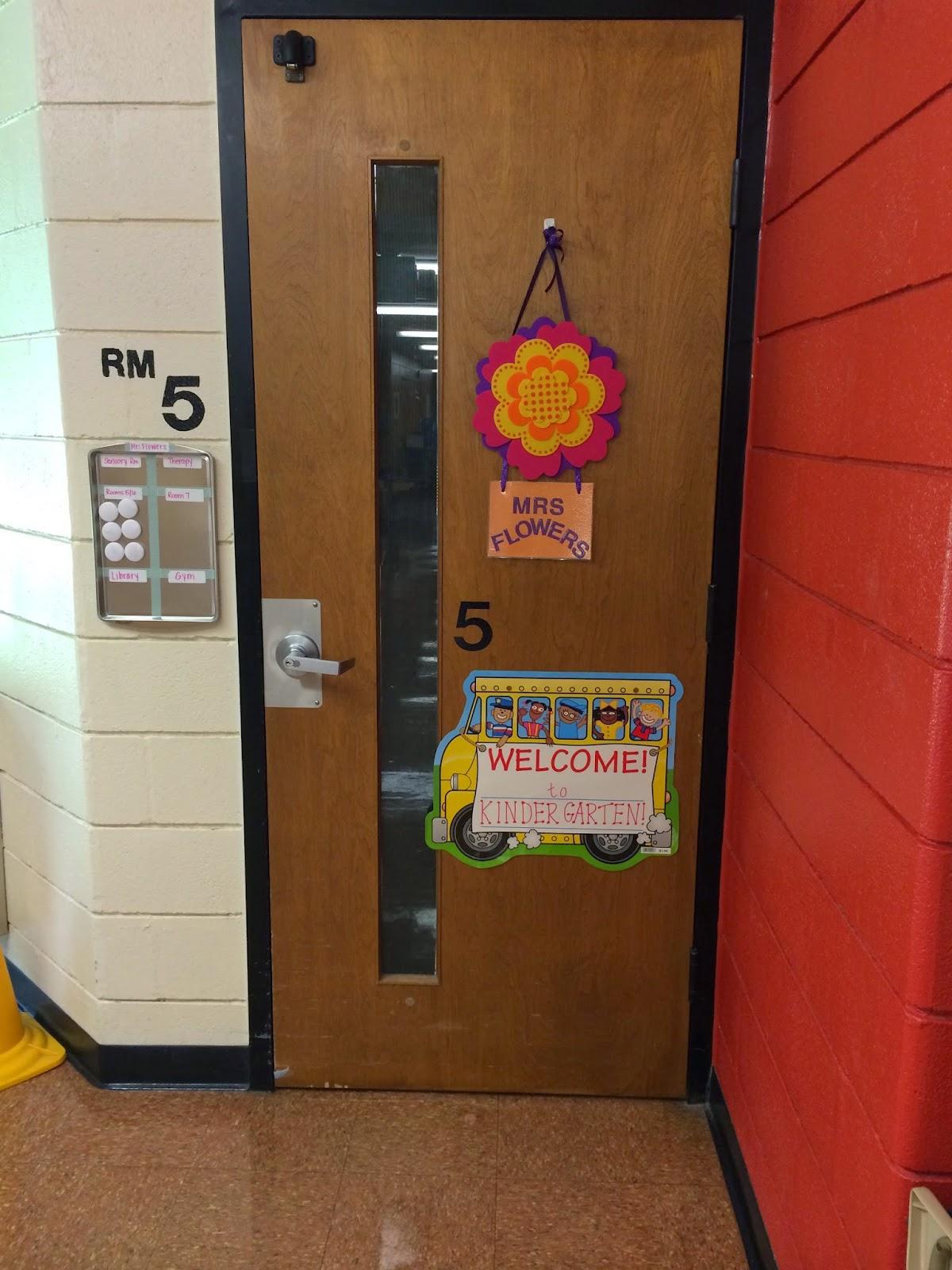 Mrs Flowers Classroom
