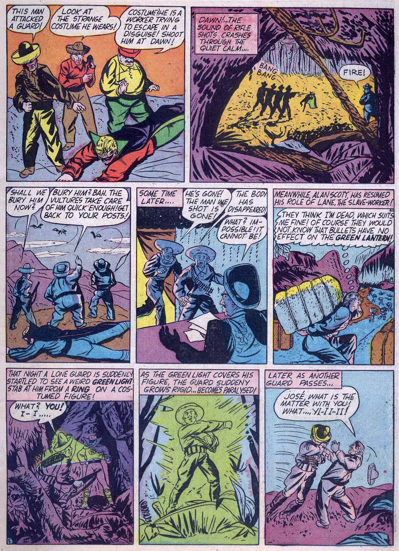 Read online All-American Comics (1939) comic -  Issue #24 - 7