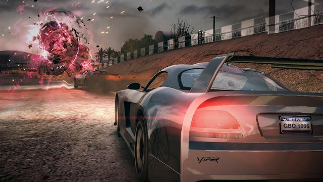 تحميل لعبة blur - لعبة سباق وحرب السيارات بلور 2017 كاملة مضغوطة