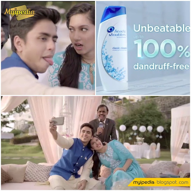 Head & Shoulders TVC 2016 - Commentary