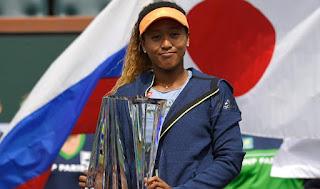 TENIS (Masters 1000 Indian Wells 2018) - La sorprendente Naomi Osaka se une a las campeonas del circuito WTA