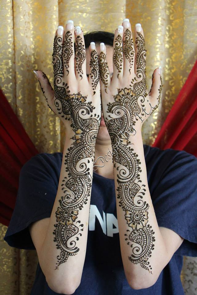 Top Henna Designs: Top 10 Best Mehndi Designs