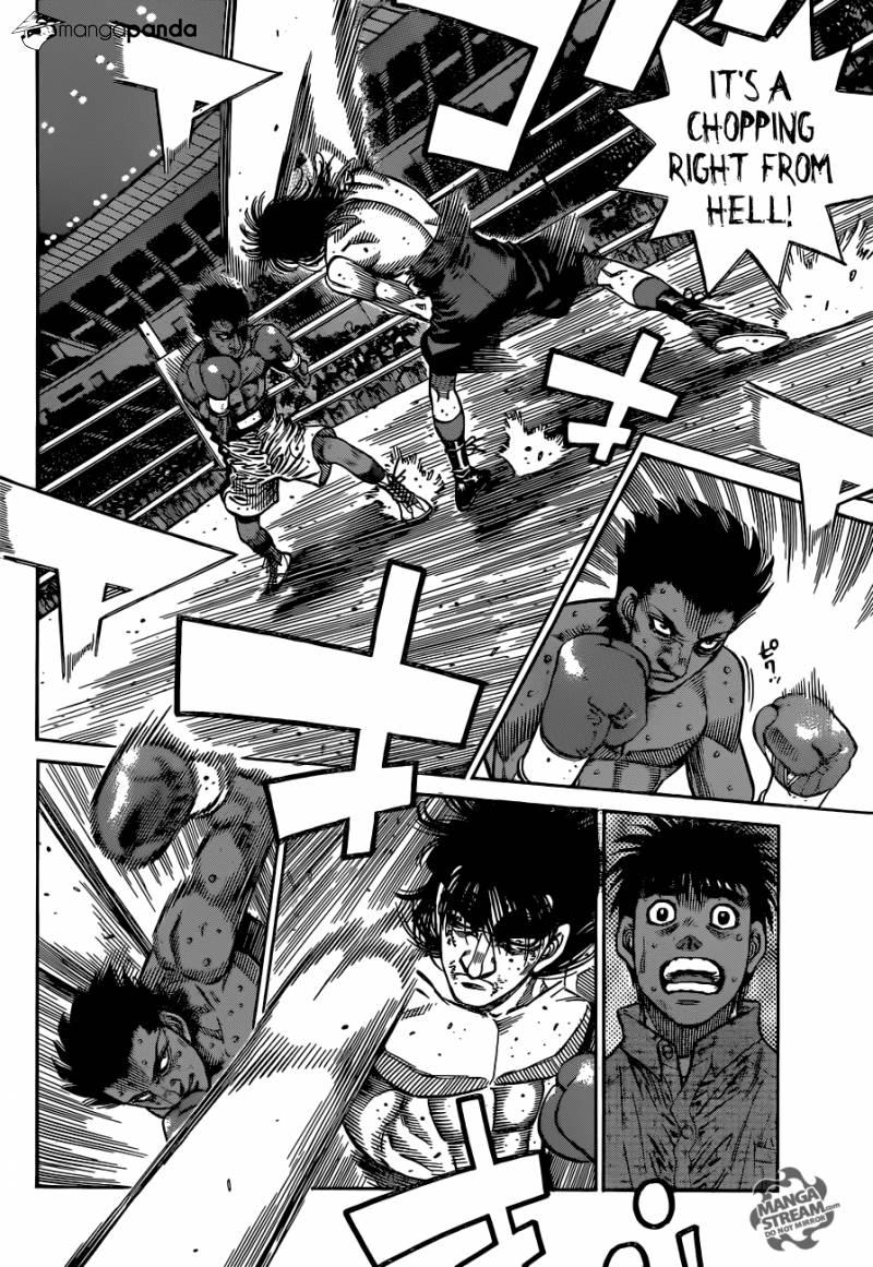 Hajime no Ippo - Chapter 1083