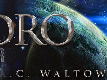 BLOG TOUR - Hydro by A C Waltower  **GIVEAWAY**