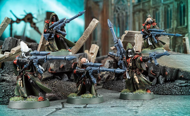 Kill Teams Rangers Eldar