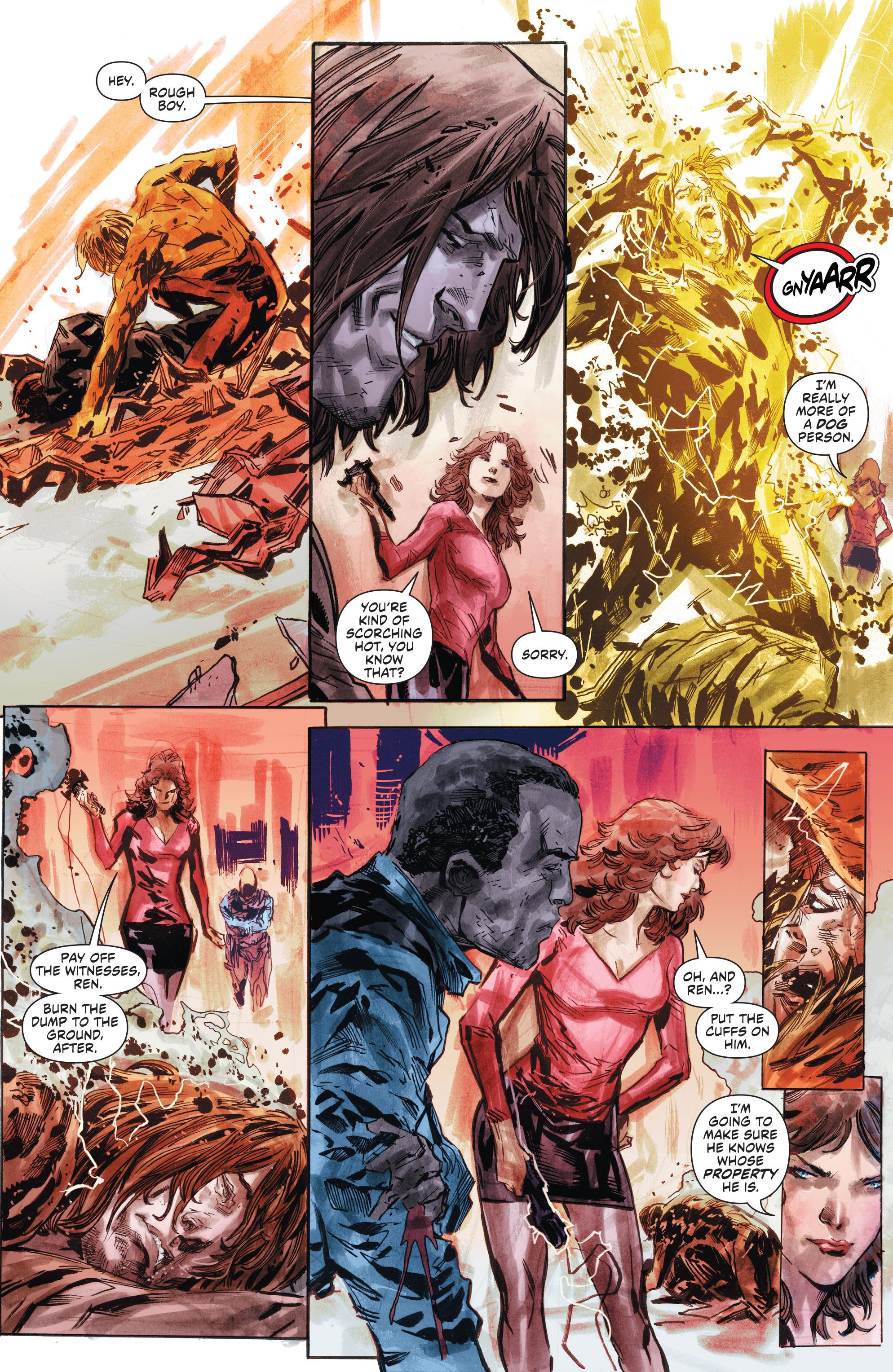 Read online Secret Six (2015) comic -  Issue #1 - 8