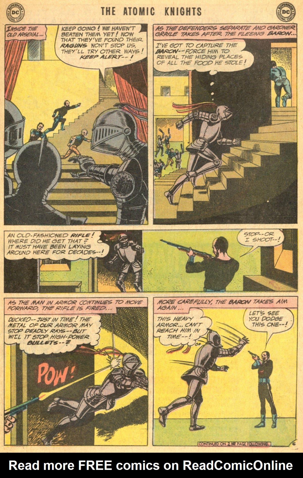 Strange Adventures (1950) issue 218 - Page 29