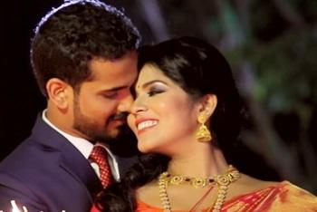 Kerala christian wedding | ROSHAN & MARIYA | lumiere wedding company