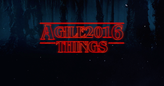 Agile2016 Things