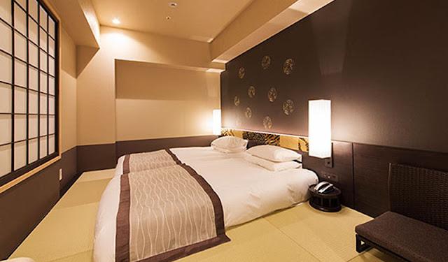 京都格蘭巴哈飯店 Hotel Grand Bach Kyoto - 日式客房