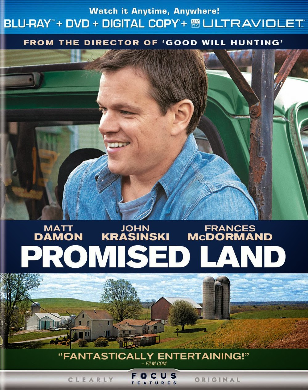Promised Land (2012) ταινιες online seires xrysoi greek subs