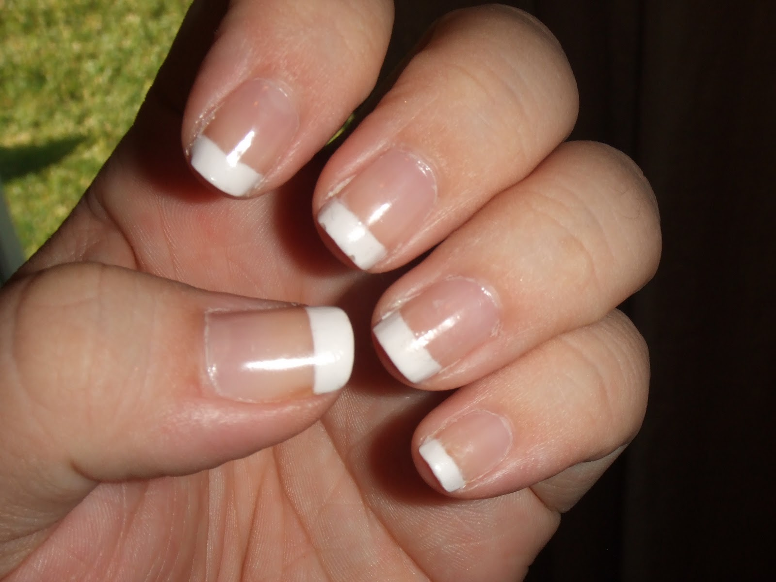 Fall Nail Tip Designs French Tip Nail Designs