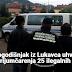 Dvadesetogodišnjak iz Lukavca uhvaćen prilikom krijumčarenja 25 ilegalnih migranata