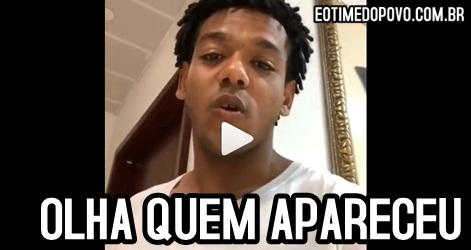 Romarinho zoando o Palmeiras