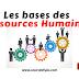 Les bases des Ressources Humaines