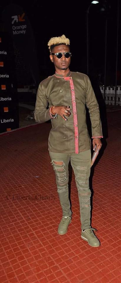 The fashions, swags and blazes, check out these exclusive C Liberia Clearly  photos from the event.