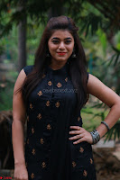 Actress Yamini Bhaskar in a Tight Black Sleeveless Dress ~  Exclusive 41.JPG