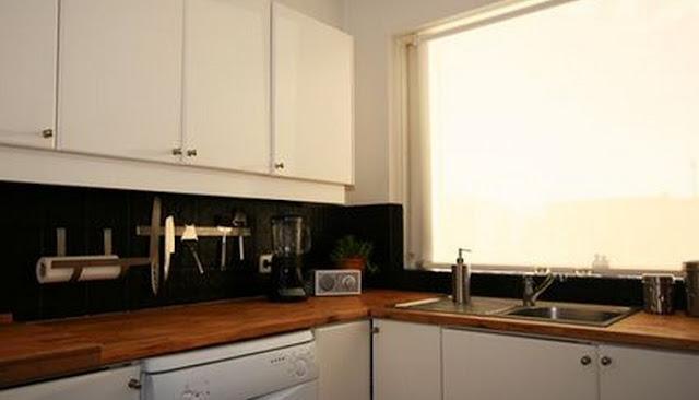 how to fix kitchen cabinet doors