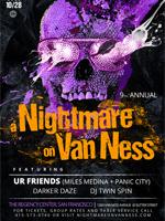 A Nightmare On Van Ness Halloween 2017 Tickets