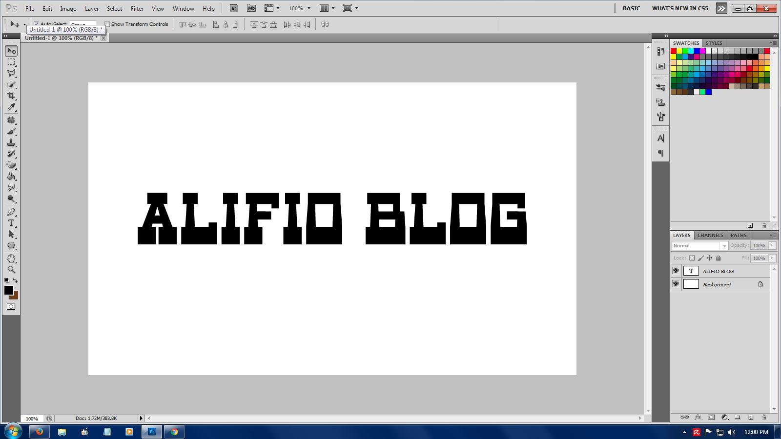 Cara Membuat Galaxy Text Di Adobe Photoshop  Alifios Blog