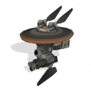 Droides y robots ~ Parte 1 ~ (Spore Galaxies: The Fallen) Centinela%2Barcano%2B2