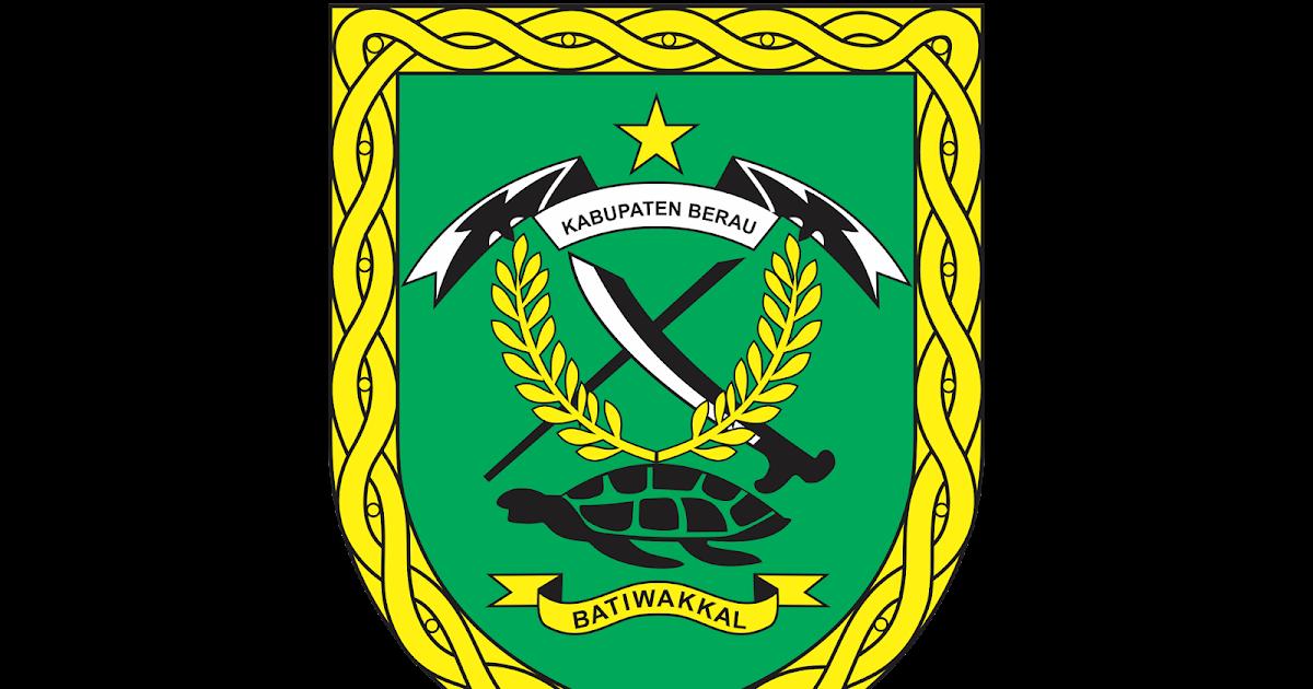 Logo Kabupaten Berau Vector Cdr Png Hd Gudril Logo
