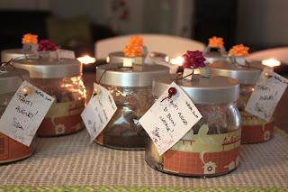 Profumo di cose buone idee regalo biscotti nel vasetto for Idee regalo natale casa